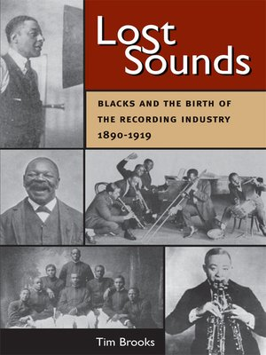 cover image of Lost Sounds
