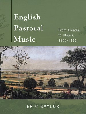 cover image of English Pastoral Music