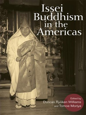 cover image of Issei Buddhism in the Americas