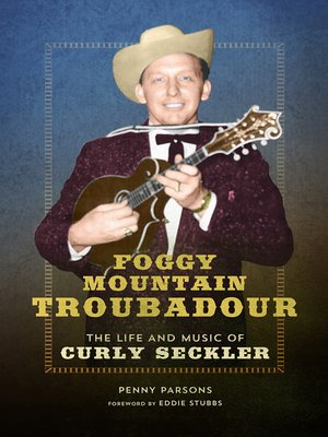 cover image of Foggy Mountain Troubadour