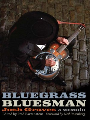 cover image of Bluegrass Bluesman