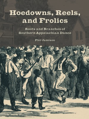 cover image of Hoedowns, Reels, and Frolics