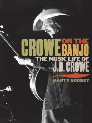 cover image of Crowe on the Banjo