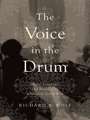 cover image of The Voice in the Drum