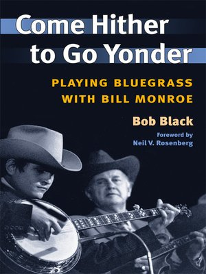 cover image of Come Hither to Go Yonder