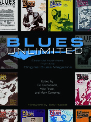 cover image of Blues Unlimited