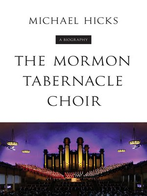 cover image of The Mormon Tabernacle Choir