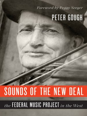 cover image of Sounds of the New Deal