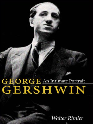 cover image of George Gershwin