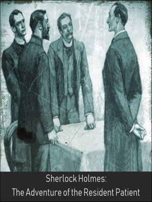 cover image of The Adventure of the Resident Patient