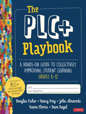 cover image of The PLC+ Playbook, Grades K-12