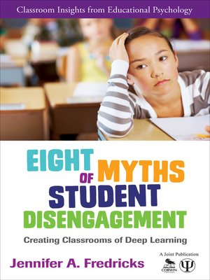 cover image of Eight Myths of Student Disengagement