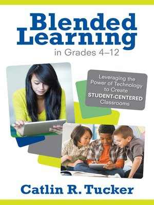 cover image of Blended Learning in Grades 4–12