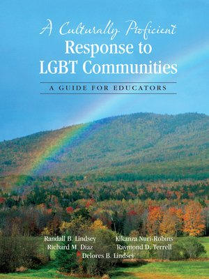 cover image of A Culturally Proficient Response to LGBT Communities