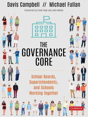 cover image of The Governance Core