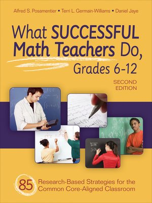 cover image of What Successful Math Teachers Do, Grades 6-12