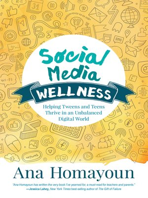 cover image of Social Media Wellness