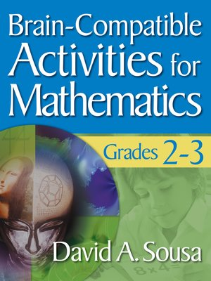 cover image of Brain-Compatible Activities for Mathematics, Grades 2-3