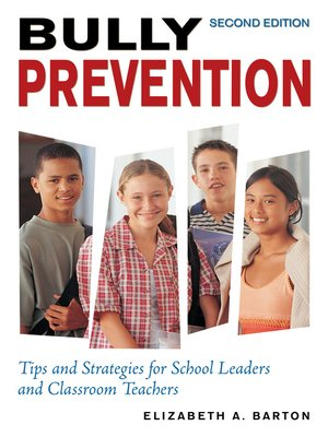 cover image of Bully Prevention