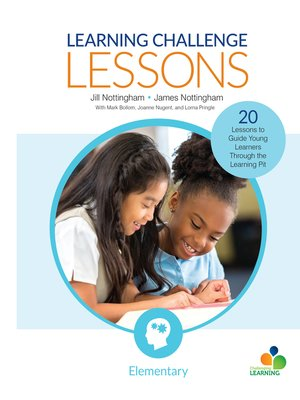 cover image of Learning Challenge Lessons, Elementary