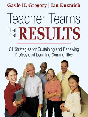 cover image of Teacher Teams That Get Results