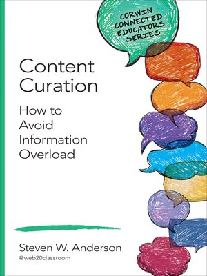 cover image of Content Curation