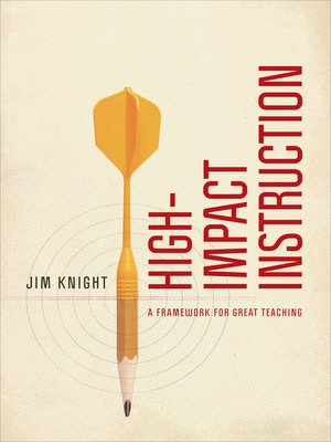 cover image of High-Impact Instruction