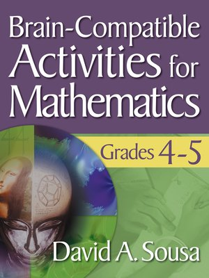 cover image of Brain-Compatible Activities for Mathematics, Grades 4-5