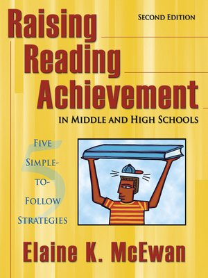 cover image of Raising Reading Achievement in Middle and High Schools