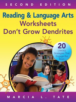 Reading and Language Arts Worksheets Don't Grow Dendrites by ...