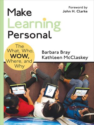 cover image of Make Learning Personal