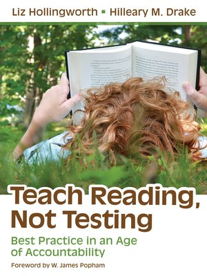 cover image of Teach Reading, Not Testing