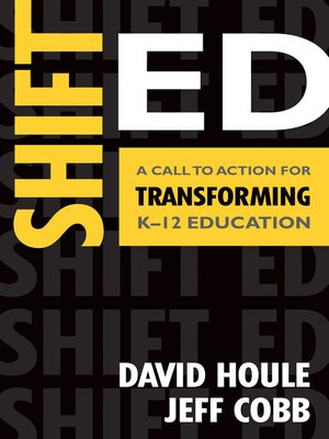 cover image of Shift Ed