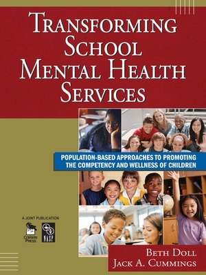 cover image of Transforming School Mental Health Services