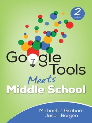 cover image of Google Tools Meets Middle School