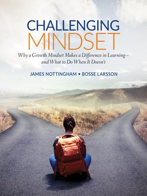 cover image of Challenging Mindset