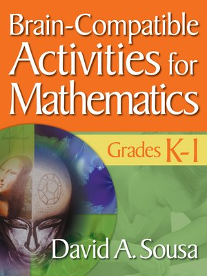 cover image of Brain-Compatible Activities for Mathematics, Grades K-1