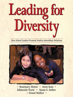 cover image of Leading for Diversity