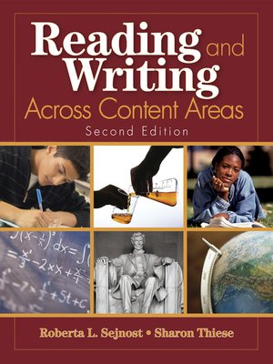 cover image of Reading and Writing Across Content Areas