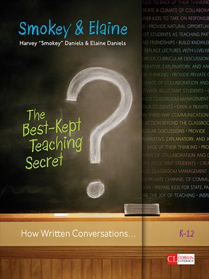 cover image of The Best-Kept Teaching Secret