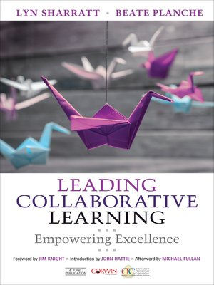 cover image of Leading Collaborative Learning