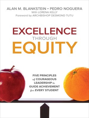 cover image of Excellence Through Equity