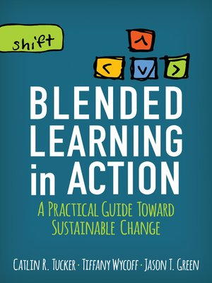 cover image of Blended Learning in Action