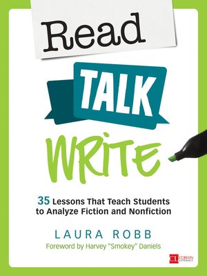 cover image of Read, Talk, Write