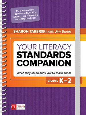 cover image of Your Literacy Standards Companion, Grades K-2