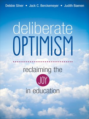 cover image of Deliberate Optimism