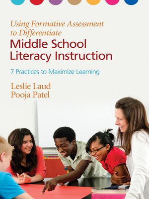 cover image of Using Formative Assessment to Differentiate Middle School Literacy Instruction