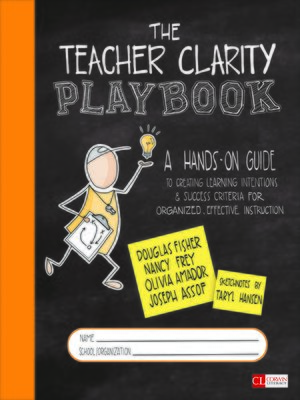 cover image of The Teacher Clarity Playbook, Grades K-12