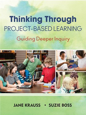 cover image of Thinking Through Project-Based Learning