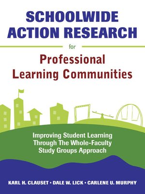 cover image of Schoolwide Action Research for Professional Learning Communities